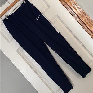 Nike navy athletic pants
